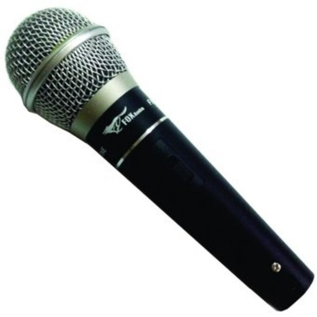 Microfono Karaoke con Cable Básico
