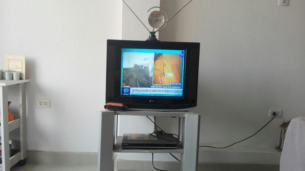 Vendo Tv Lg de 21 Pulgadas