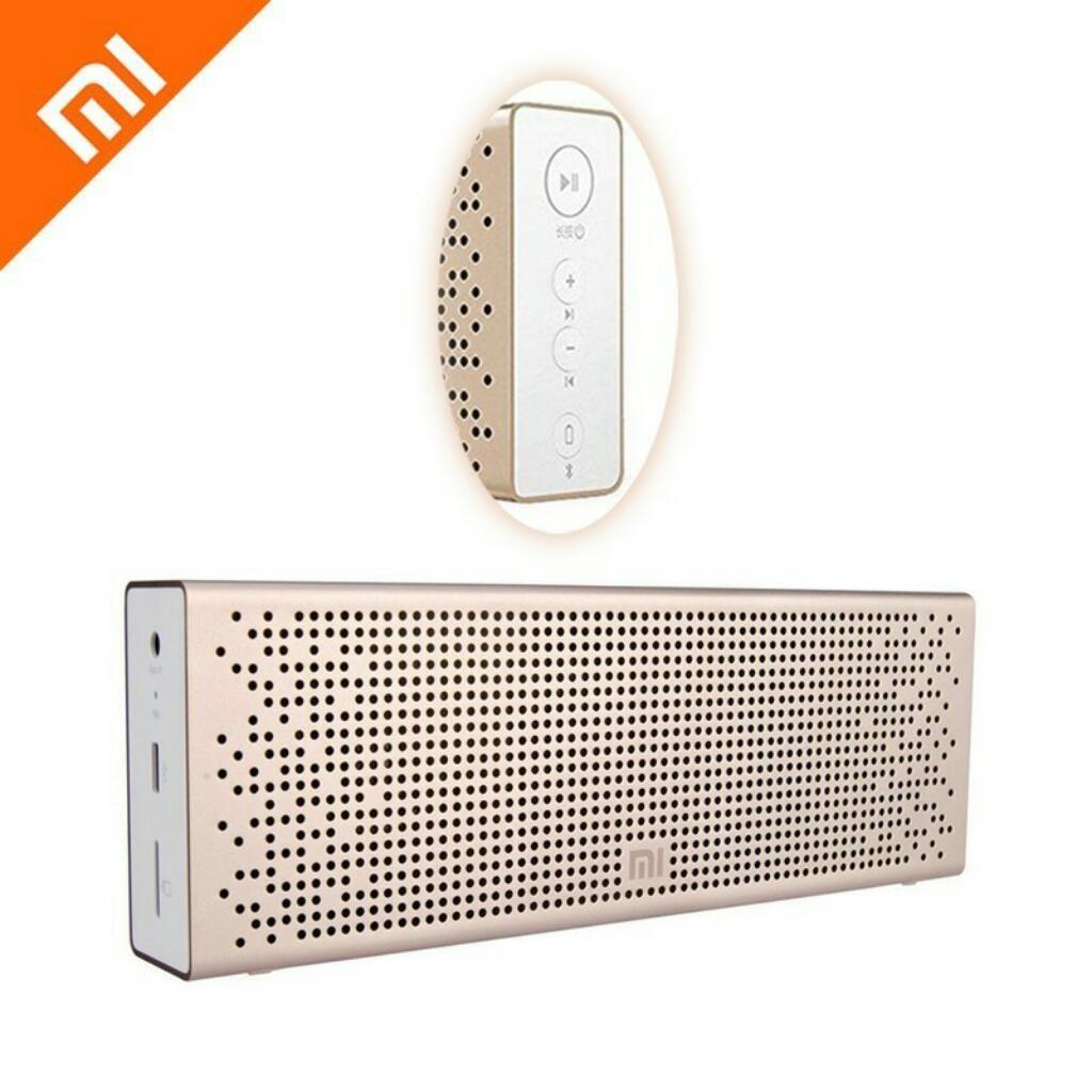 Xiaomi Mi Speaker Bluetooth Dorado