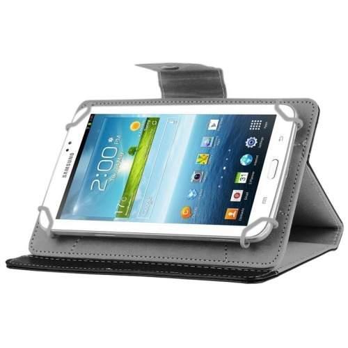 Caballo Horizontal Flip Funda Cuero Soporte Para Tablet Pc