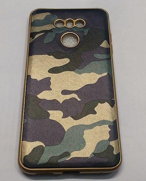 Case Protector Camuflado Ranger Para Lg G6