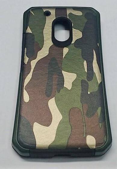 Case Protector Camuflado Ranger Para Motorola Moto G4 Play