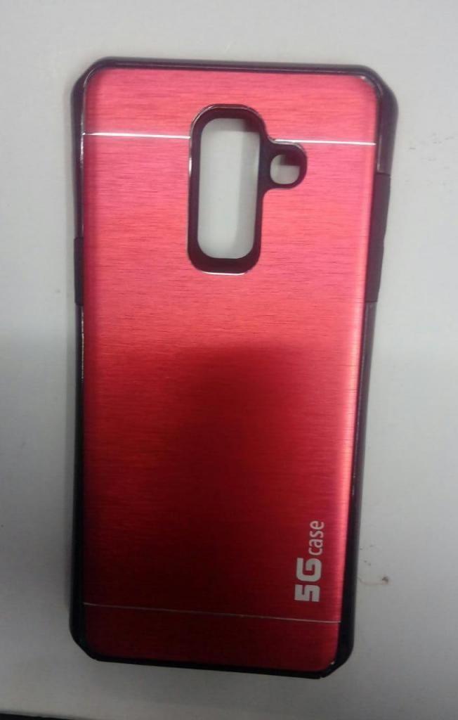 Case Protector De Aluminio Para A6 Plus