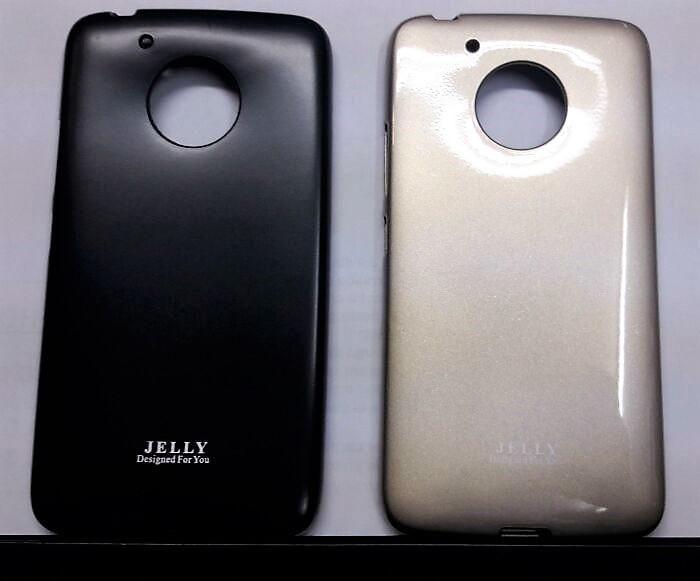 Case Protector Jelly Para Motorola Moto G5