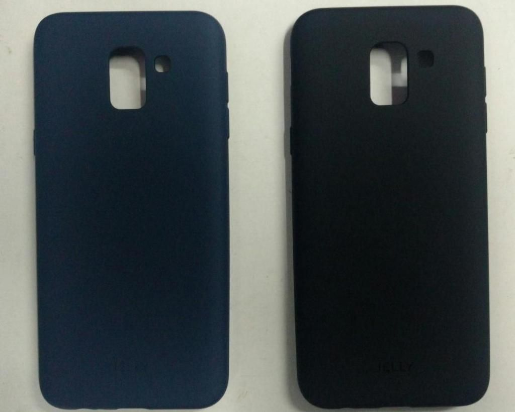Case Protector Jelly Para Samsung Galaxy J6