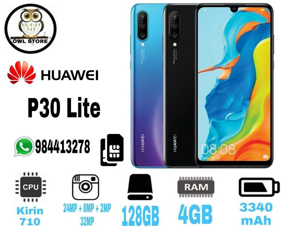 Huawei P30 Lite 128gb Ds a Pedido