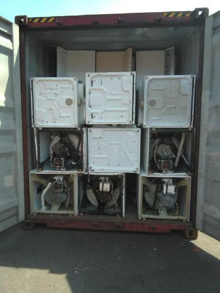 Lavadoras y secadoras a gas e industriales