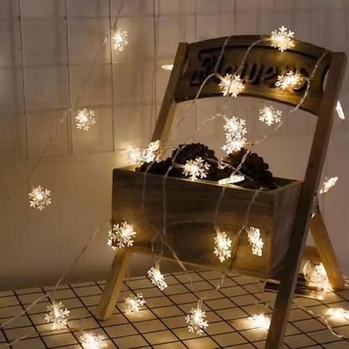Luz Led Decorativa Navidad Fiesta D Gubz