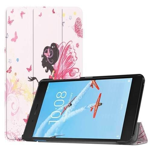 Para Tablet Pc Estuche Lenovo Horizontal Flip Pattern Fwvj