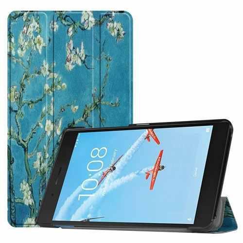 Para Tablet Pc Estuche Lenovo Horizontal Flip Pattern Fwvm