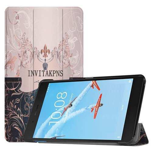 Para Tablet Pc Estuche Lenovo Horizontal Flip Pattern Fwvu