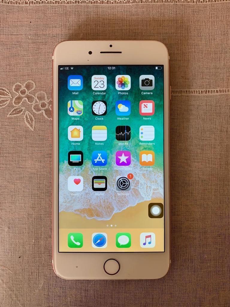 iPhone 7 de 128gb Rose Gold Rose Gold