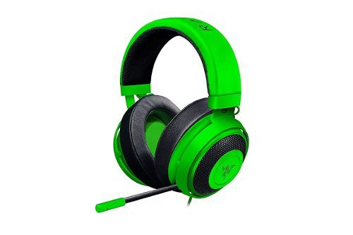 Audífono C/microf. Razer Kraken Pro V2 Oval Analog Green