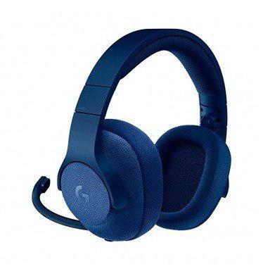 Audifono C/microf. Logitech G433 7.1 Blue (981-000684)