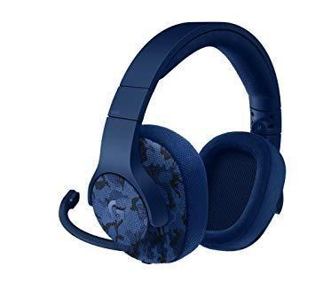 Audifono C/microf. Logitech G433 7.1 Blue Camo (981-000682)