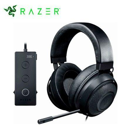 Audifono Con Microf. Razer Kraken Tournament Usb Black