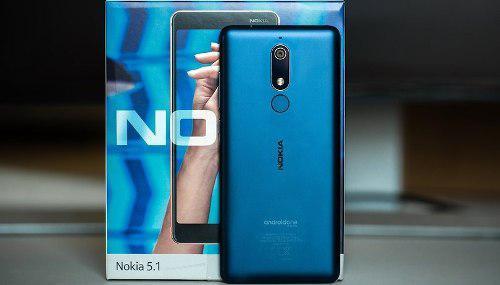 Celular Nokia 5.1 Nuevo En Caja