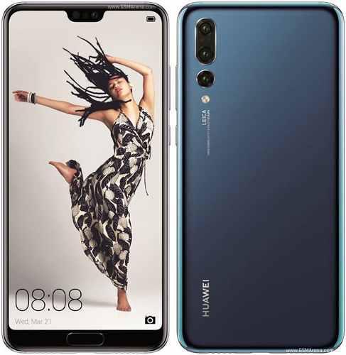 Huawei P20 Pro / 6gb + 128gb / 40+20+8mp / Azul Nuevo Tienda