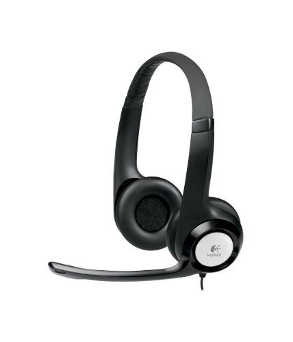 Logitech Audifono C/microf. H390 Usb Clearchat Comfort