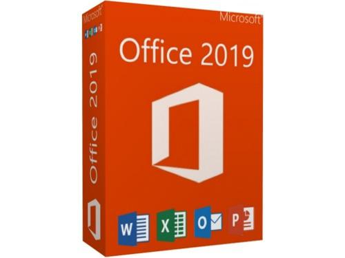 Microsoft Office Home And Student 2019 - 1 Licencia