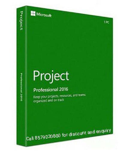 Microsoft Project Profesional 2016 32 Y 46 Bits De Por Vida