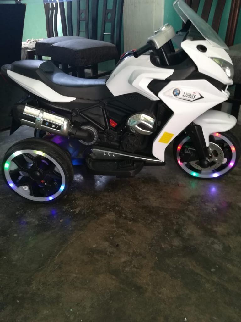 Se Vende Moto a Batería