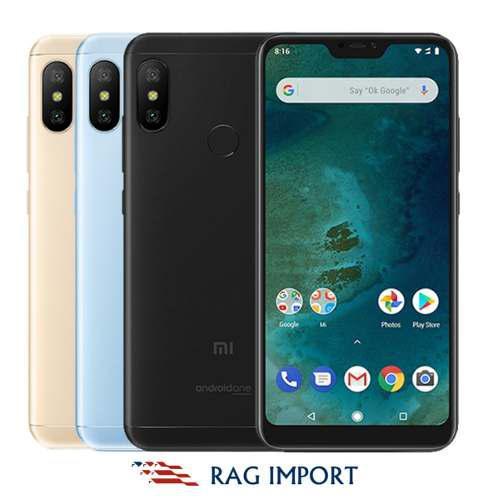 Xiaomi Mi A2 Lite / 4gb Ram / 64gb / 12+5mp / Mercado Pago