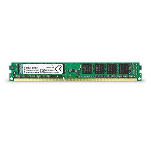 Kingston Value Ram 4gb mhz Pc Ddr3 Nonecc Cl11 Dim