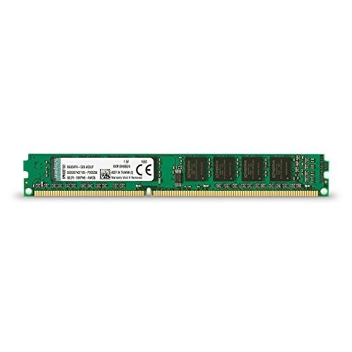 Modulo De Memoria Kingston Technology 4gb  Mhz 240pin Dd