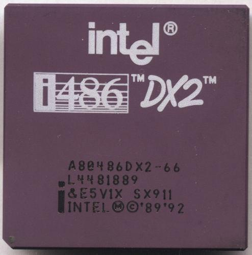 486 Microprocesador Dx2 Ó Dx4 Probado C/sistema C/u S/. 300