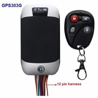 Gps Para Autos Motos Camiones Coban 303g Con Control Remoto
