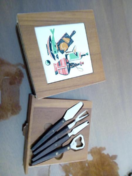 Set de herramientas para piqueo, buena calidad, decorativo.