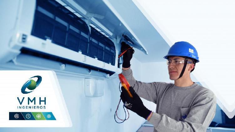 Técnico Mecánico de Refrigeración y Aire Acondicionado