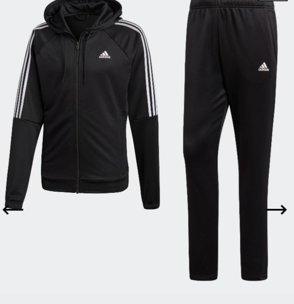 Conjunto Casaca Y Buzo Adidas Original