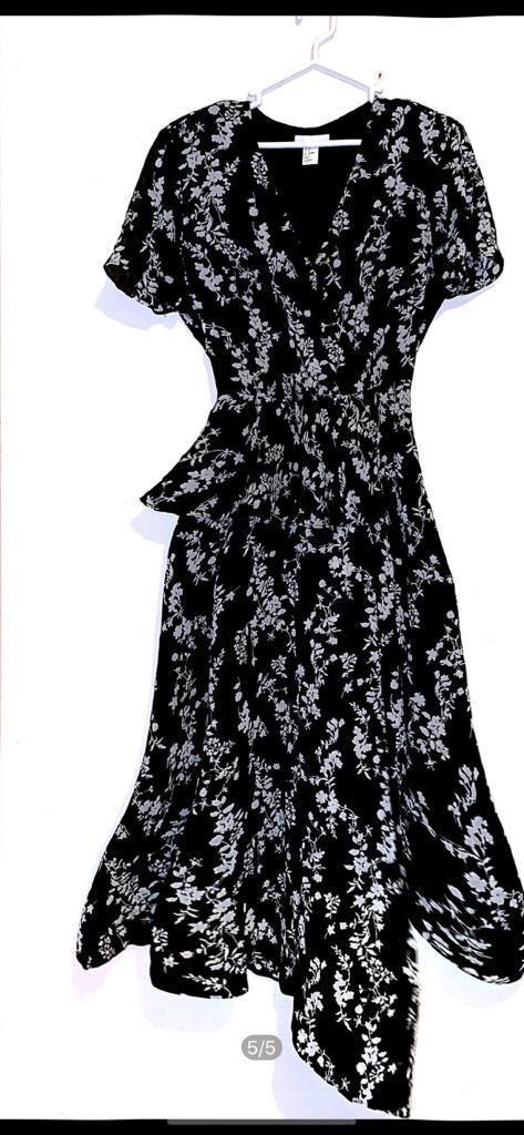 Mujer, Vestido Negro Original S M Nuevo