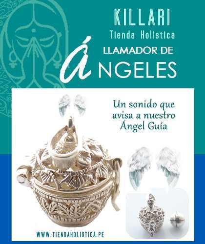 Dije Llamador De Angel Hecho En Plata 950