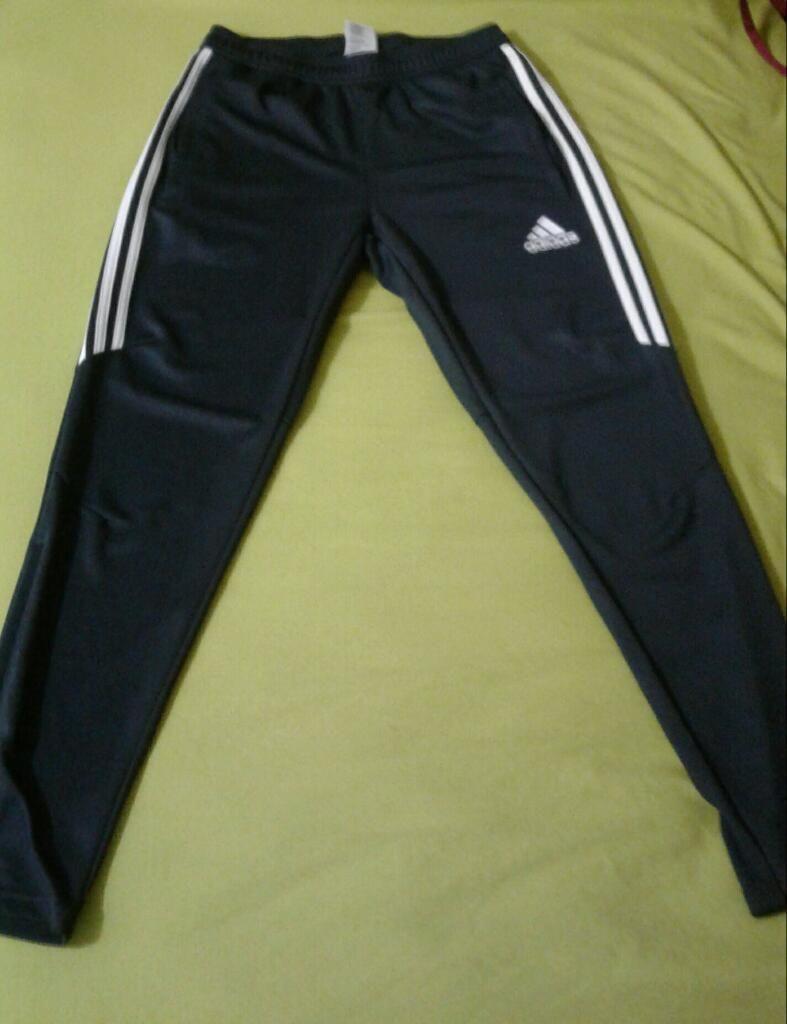 Pantalon Buzo Adidas M Original Seminue