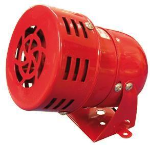 Sirena De Viento A Motor Para Alarmas Opalux Tdh220