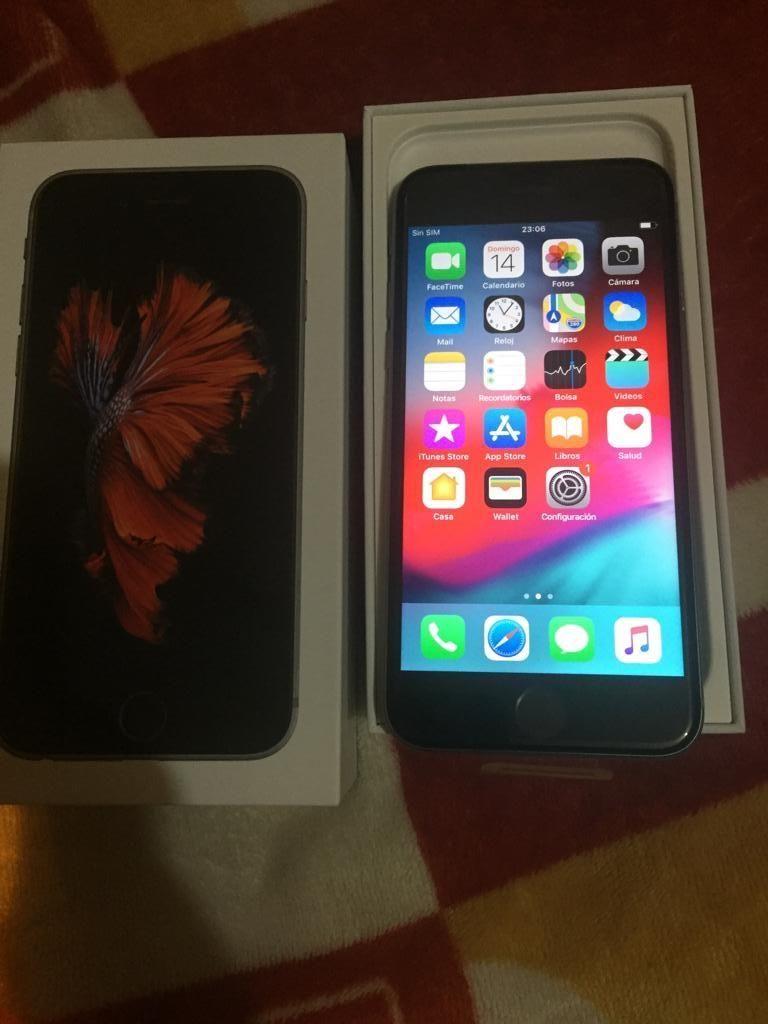 iPhone 6s de 32gb nuevo
