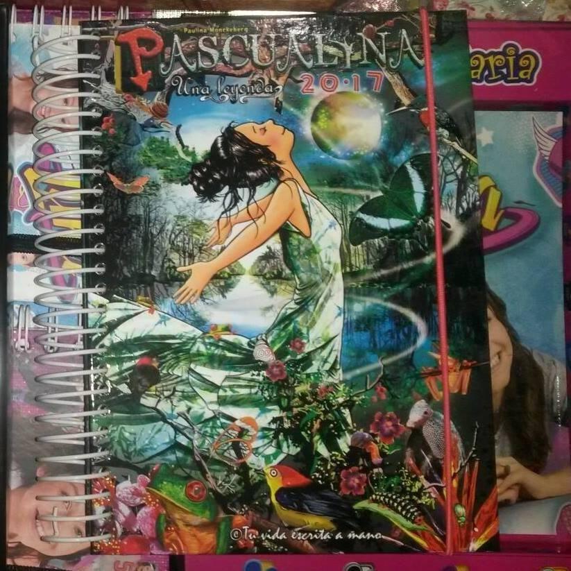 Agenda Pascualina  Original en Perù