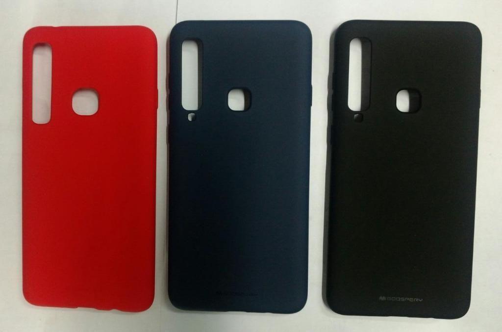 Case Protector Jelly Para Samsung A