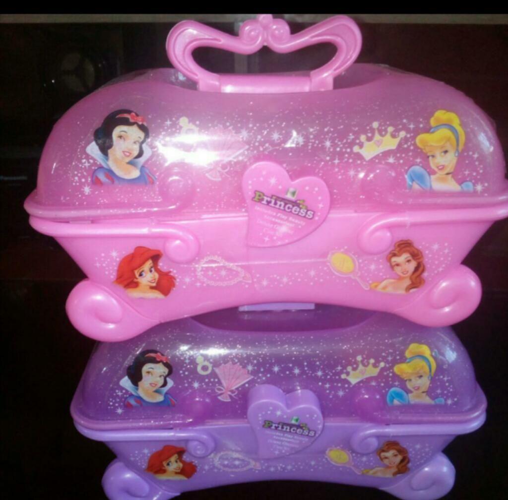 Cofre de Princesas