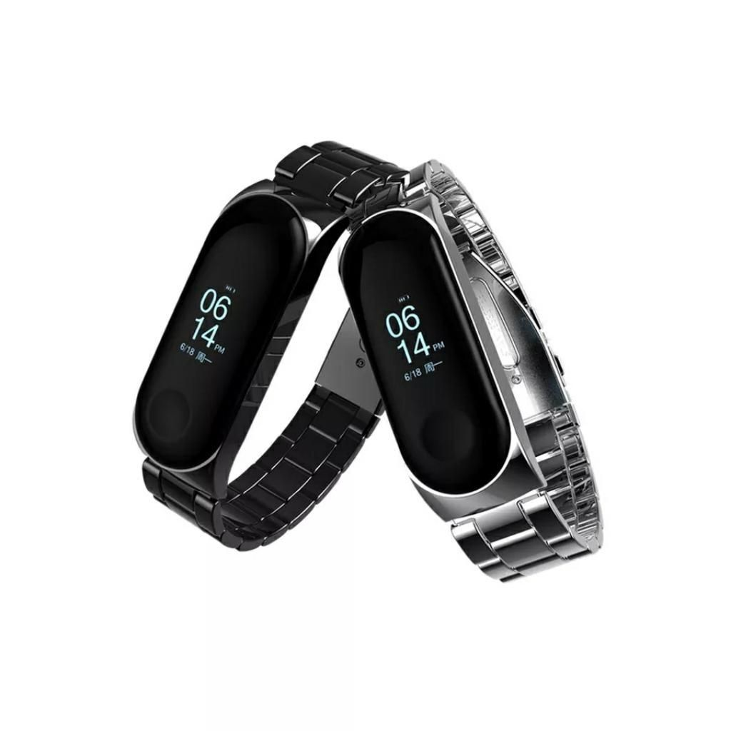 Correas Metalicas para Xiaomi Mi Band 3