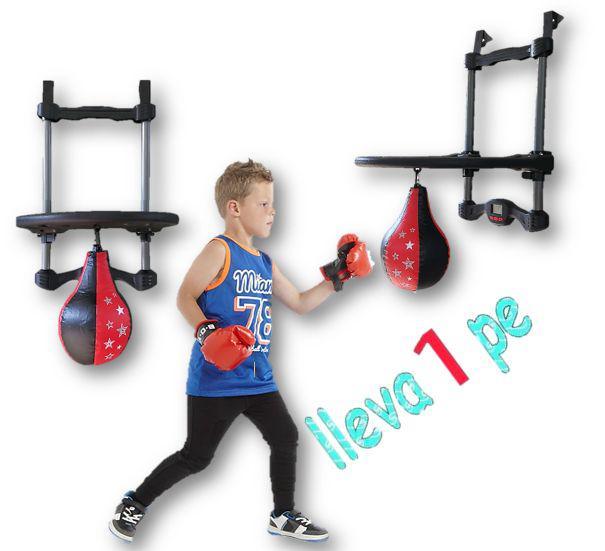Kit Boxeo Para Niños Boxeo Para Niños Pera De Boxeo