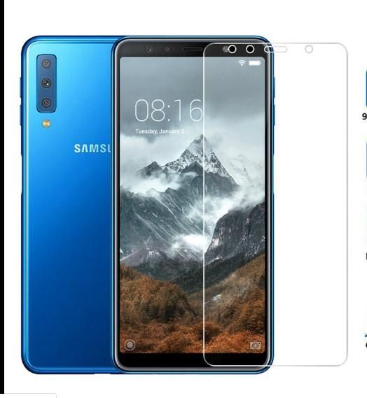 Mica De Vidrio Templado Para Samsung Galaxy A
