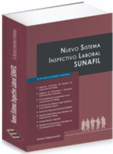 Texto: Nuevo Sistema Inspectivo Laboral Sunafil