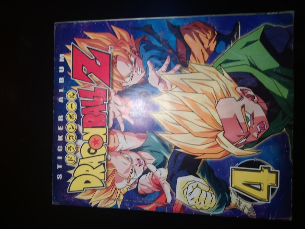 Álbum de Dragon Ball Z Saga de Majin Boo