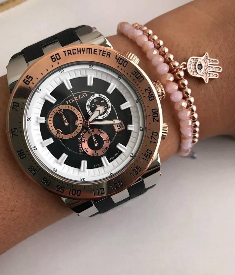 Reloj Mulco Bluemarine Unisex Mw Nuevo Original!