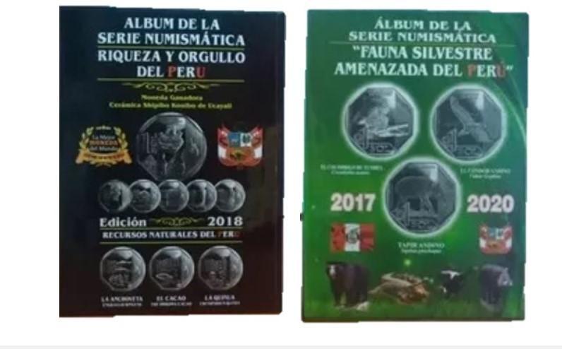 Album Basic Colección De Monedas