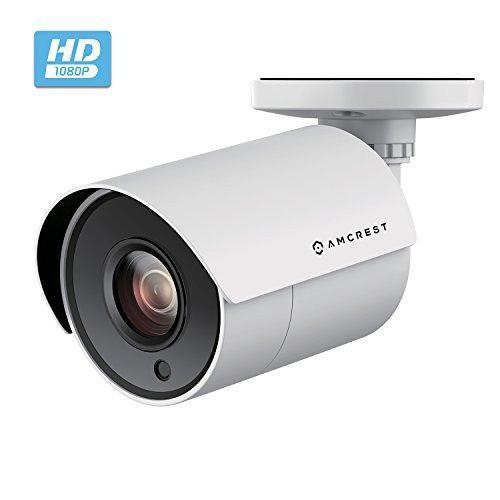 Amcrest Full Hd 1080p - Analogica De Camara De Seguridad Par